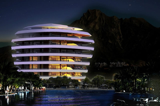 the World Marbella - ultra modern apartments on Golden Mile